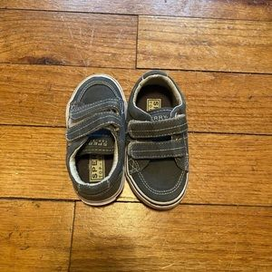 Little boys Sperry shoes
